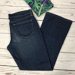 Old Navy The Flirt Mid-Rise Bootcut Whisker Jeans